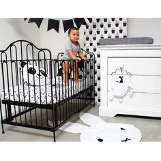 Baby Ledikant Zwart.18 Verbazingwekkende Afbeeldingen Over Brocante Ledikant Van Ijzer