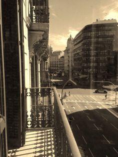 Calle Balmes #vintage #barcelona