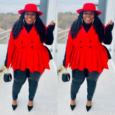 Thick Girls Outfits, Girl Outfits, Cute Outfits, Plus Size Birthday Outfits, Plus Size Outfits, Stylish Plus Size Clothing, Plus Size Fashion, Curvy Women Fashion, Womens Fashion