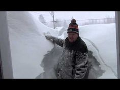 If You're Complaining About A Little Winter, Here's What Happened In Canada Last Night