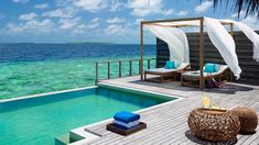 Dusit Thani Maldives, Mudhdhoo Island, Baa Atoll