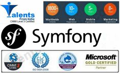 TalentsFromIndia provides you the best symfony web development services at an affordable rate. Symfony developers of TFI create business software development applications which are adaptive towards the volatile environment and are preferred by most of the clients. The professionals of TFI develop and integrate technology in the systems of the clients.