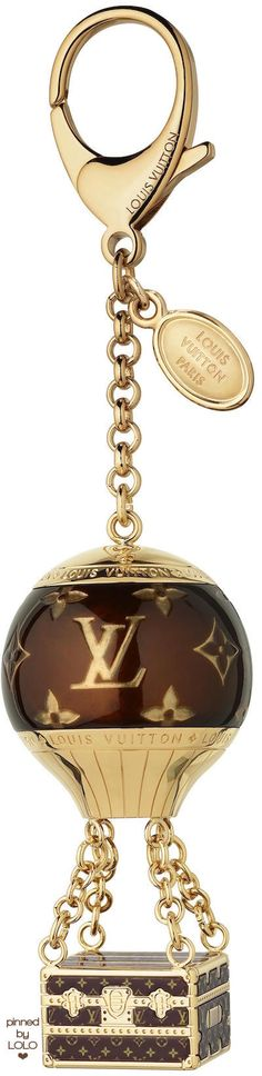 Louis Vuitton Keychain | LOLO❤︎