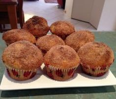 Doughnut Muffins by ejwarner on www.recipecommunity.com.au