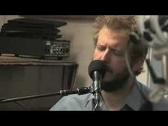 Great rendition of Bon Iver's Flume  from Myspace Transmissions in 2008