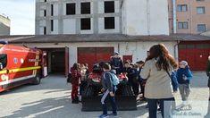 Peste 100 de copii au vizitat unitățile de pompieri din Dolj