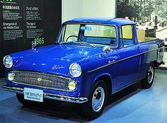 トヨタ博物館|トヨタ コロナピックアップ / Toyota Corona Pickup