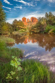 Cathedral Rock, Sedona, Arizona; photo by Valerie Millett