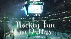 Hockey Fun in Dallas - http://simonascornerofdreams.blogspot.ch/2017/05/hockey-fun-in-dallas.html #travelbloggers #lbloggers