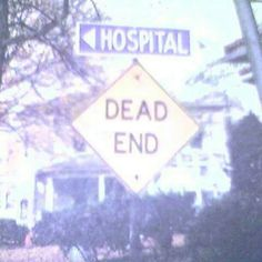This is a real sign in Logan, OH, sent to me by my mom. UPDATE: it *was* a real sign. This photo was taken from a newspaper article about the sign before it was taken down. hee.