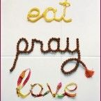 Eat, Pray, Love - terrific book about the Dark Night of the Soul. Great writer, inspirational person!