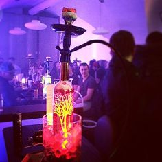 Good Life at Boulevard Lounge in Salzburg,Austria! www.ExclusiveHookahs.com
