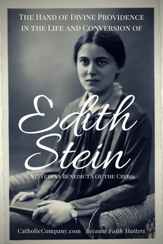 Embracing the Cross: The Life and Martyrdom of Edith Stein - St. Theresa Benedicta of the Cross Catholic Books, Catholic Quotes, Catholic Saints, Patron Saints, St Edith Stein, Catholic Company, The Cross Of Christ, Saint Quotes, Saints