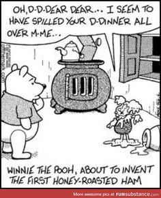 Winnie-the-Pooh's Recipe Idea