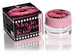 Pristine Beauty | Movie Star Kiss Natural Clear Lip Shimmer