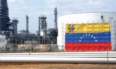 Cesta petrolera venezolana cierra la semana en 35,54 dólares el barril