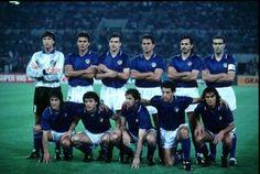 mondiali di calcio 1990   formazione italia - team italy