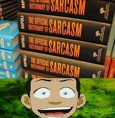 Sokka's favorite book