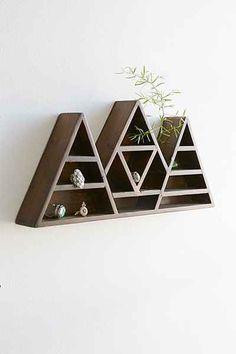 Bryn Mountain Display Shelf - Urban Outfitters