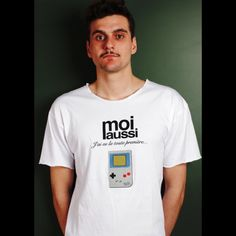 T-Shirt MoiAussi