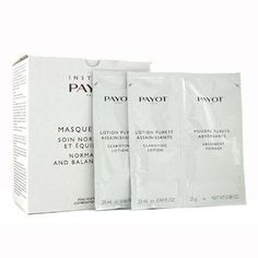 Masque Purete Normalizing and Balancing Care - For Oily Skin ( Salon Size ) 10sets by Payot. $69.34. This beauty product is 100% original.. Masque Purete Normalizing and Balancing Care - For Oily Skin ( Salon Size ): 10x Poudre Purete Absorbante 25g 10x Lotion Purete Assainissante 25ml