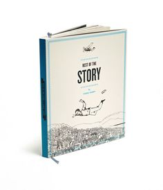 Chris Tarry's Rest of the story album packaging. Designed by Jeff Harrison, Illustrated by Kim Ridgewell.
