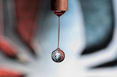 【一滴の世界】水滴の中に世界を閉じ込めると、こんなにも美しかった… | エンタメウス