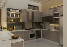 My kitchen design...