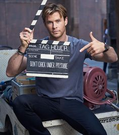 Chris Hemsworth sul
