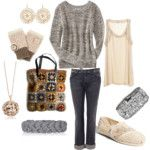 find your way - Polyvore