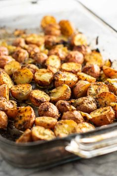 Roasted Potatoes and Onions Recipe - Build Your Bite