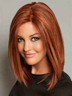 Bakır tonlar - Copper Hair