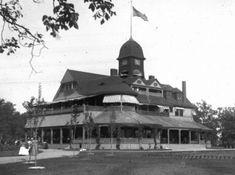 Old Belle Isle Casino— Historic Detroit, a wonderful, informative website State Of Michigan, Detroit Michigan, Saint Lawrence Seaway, Abandoned Detroit, Detroit Area, Great Lakes, Taj Mahal, Around The Worlds, City
