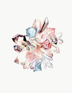 Lara Meyerratken Rose / Celestite / Quartz | Dream Collective | Dream Collective