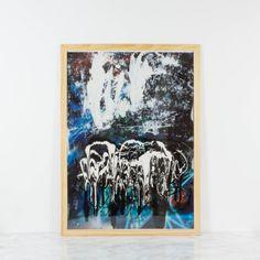 Pintura abstracta, Huellas de otra realidad, 2009   Antic&Chic