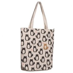 Need a handy, durable and lightweight shopping bag that is practical, strong and looks great?! Then look no further than our cotton shopping bag range. Made from strong cotton and polyester they are practical for everyday use whether going to do the weekly shop or having a day out at the beach. They are a great gift with a huge range of designs to suit all tastes. Dimensions: Height 38cm Width 28cm Depth 10cm (approx 15 x 11 x 4 inches) Cotton Shopping Bags, Reusable Shopping Bags, Reusable Bags, Special Birthday Gifts, Shaun The Sheep, Shopper Bag, Cat Design, Cat Gifts, Fashion Bags