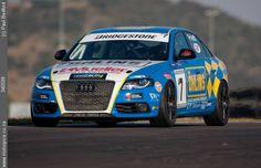 Audi Motorsport Blog: BPCC: Audi S4 quattros ready to wow the Durban crowds
