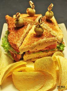 club sanduiche