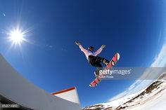 Fotografía de noticias : Nicolas Huber of Switzerland competes during the...