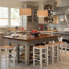 Inspired Design - Kitchen Inspiration - Southern Living