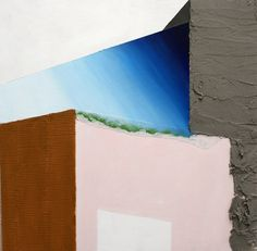 <p>Private Spaces / Public Personas is an installation designed by Jamie Earnest for the 2016 season of Exposures. In her painting practice, the artist exploits unconventional materials such as alumin