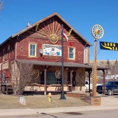 Long Branch Saloon-Located in Drumheller, is full of character and culture-just one of many things to see and do in the Badlands!