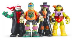 WWE-themed Teenage Mutant Ninja Turtles Ninja Superstars revealed: photos