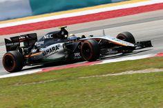 Sergio Perez - Formula One World Championship