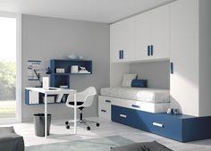 Para cualquiera, su dormitorio puede ser considerado como un refugio, si además eres exigente, único, alternativo y de espíritu muy joven, mas que un refugio necesitas una habitación de @mueblesros