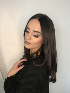 Check out my YouTube Channel 🔽  #Makeup #beauty #makeupartist #mua #fashion #makeuptutorial #love #like #hair #photography #skincare #makeuplover #beautiful #maquiagem #model #wedding #cosmetics #makeupaddict #lashes #style #follow #instagood #hudabeauty #lipstick #eyeshadow #makeupoftheday #makeupideas #instamakeup #instagram #eyeliner #nudelipstick #romania #europa #beautytips #beautylover Nude Makeup, Nude Lipstick, No Eyeliner Makeup, Glam Makeup, Insta Makeup, Channel Makeup, Peach Eyeshadow, Make Up Tricks, Hair Photography