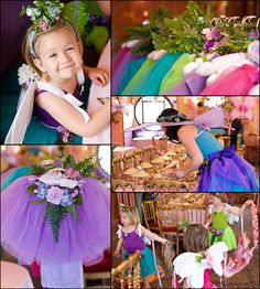 Fairy party...click for more pix...adorable!  http://www.theacoughlin.com/2009/albany-party-photographer/fairy-princess-party-thea-coughlin-photography-party-photographer-albany-ny/