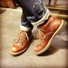My favorite Red Wing Shoes