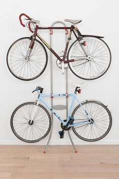 Double-Tiered Bike Rack | need.
