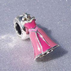 Pandora Disney Aurora's Dress Sleeping Beauty by JEWELSELAGANT